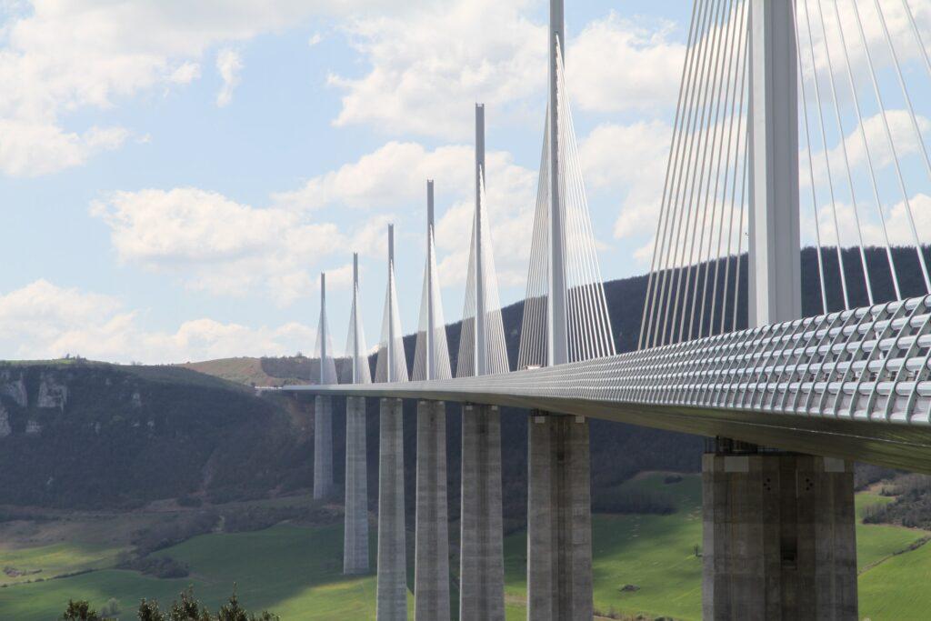 Accès Auto Système depuis le Viaduc de Millau
